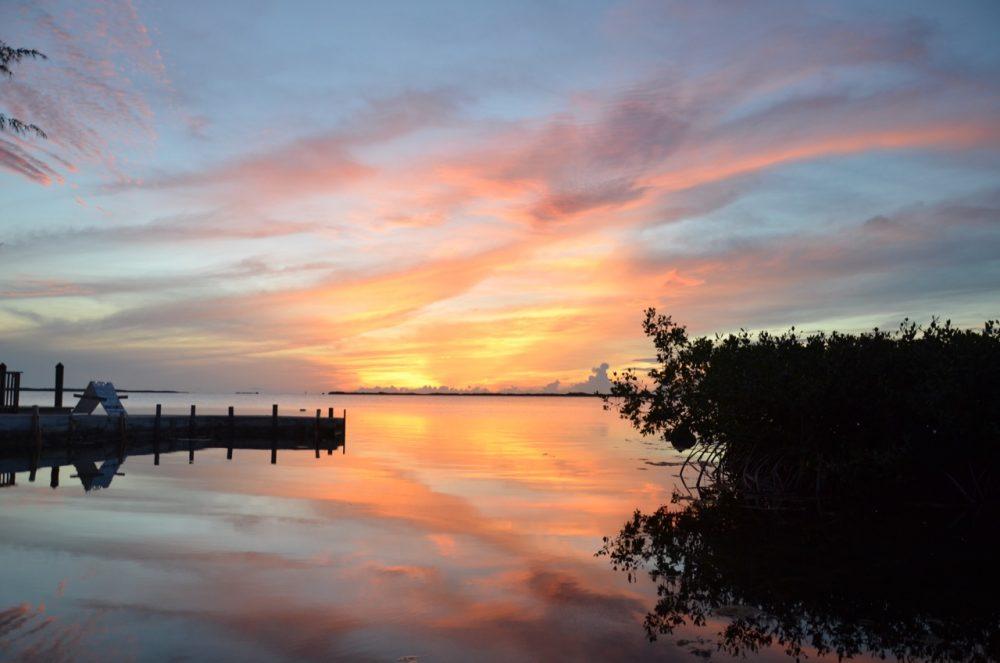Bay Harbor Sunset