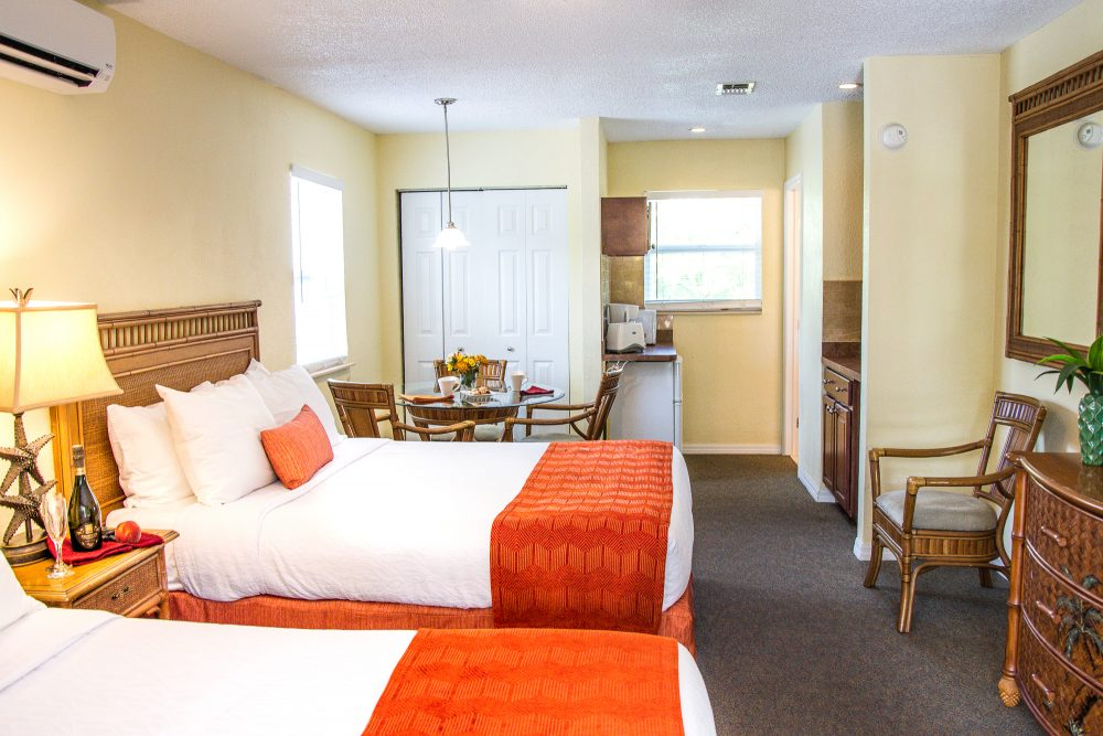 Flamingo Room 16 Bay Harbor Key Largo FL