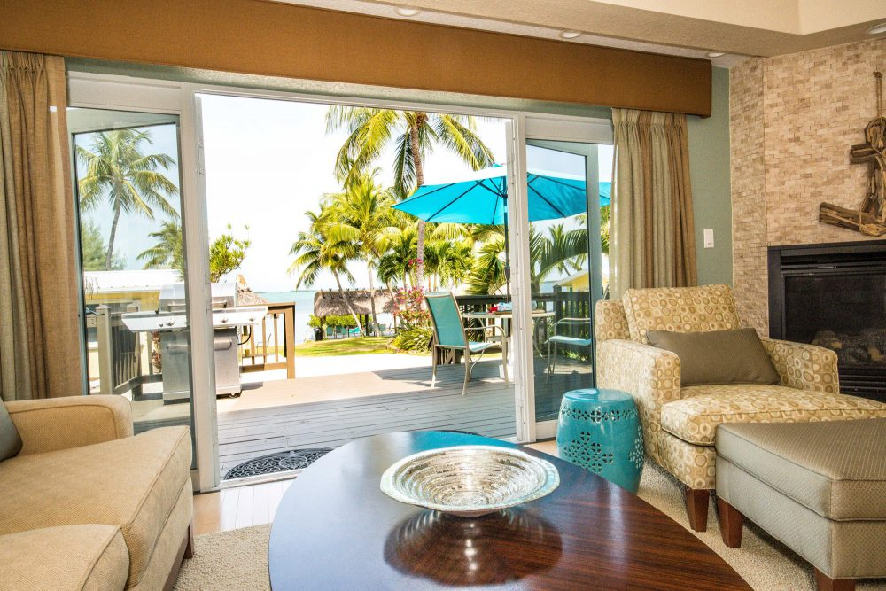 Bayside Bungalow Bay Harbor waterview King Room 17